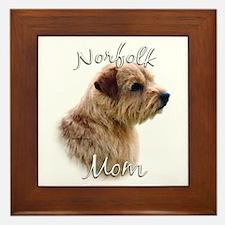 Norfolk Mom2 Framed Tile