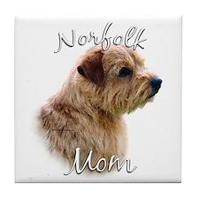Norfolk Mom2 Tile Coaster