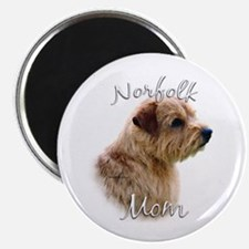 Norfolk Mom2 Magnet