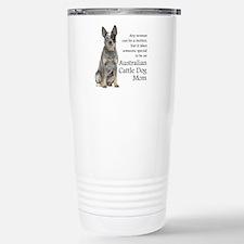 Cute Cattle dog Travel Mug
