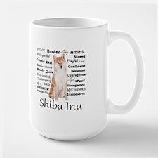 Shiba Inu Traits Mugs