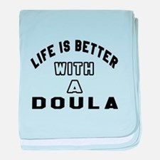 Doula Designs baby blanket