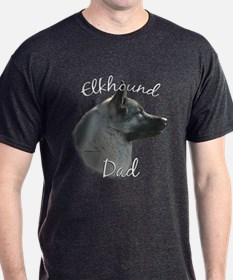 Elkhound Dad2 T-Shirt