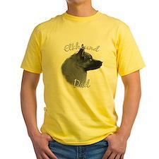 Elkhound Dad2 T