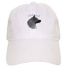 Elkhound Dad2 Baseball Cap