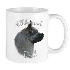 Elkhound Dad2 Mug