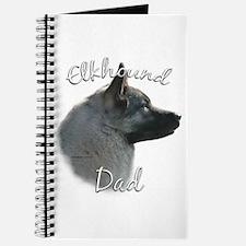 Elkhound Dad2 Journal