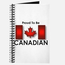 Proud To Be Canadian Journal