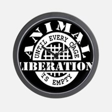 Animal Liberation - Until Every Cage is Wall Clock