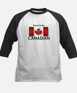 Proud To Be Canadian Tee