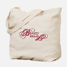Suffer / Beauty Tote Bag