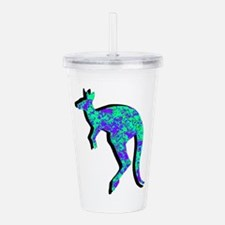 HOPPING Acrylic Double-wall Tumbler