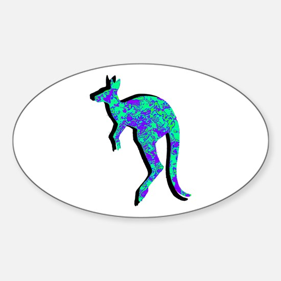 HOPPING Decal