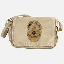 Unique Enforcement Messenger Bag