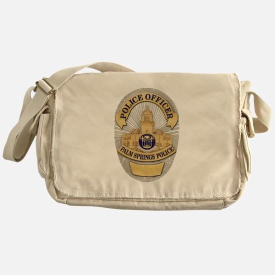 Cute Palm springs Messenger Bag