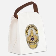 Cute Palm springs Canvas Lunch Bag