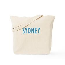 SYDNEY (Blue) - Tote Bag