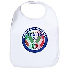 Italian Forza Azzurri Bib