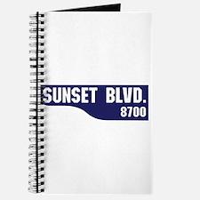 Sunset Boulevard, Los Angeles, CA Journal