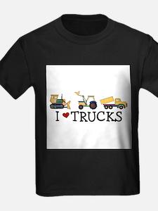 Cute Big trucks T