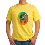 Dream Catcher #1 Yellow T-Shirt