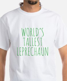 St. Patrick's Day World's Tallest Leprechaun T-Shi