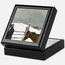 Cute Frederic Keepsake Box