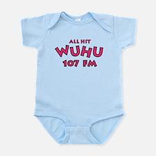 WUHU 107 FM Infant Bodysuit