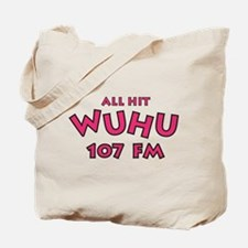 WUHU 107 FM Tote Bag