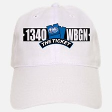 WBGN 1340 Baseball Baseball Cap