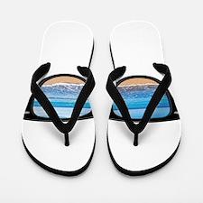 beachBifocals Flip Flops