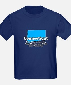 Connecticut Just Like Mass T