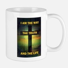 I am the way, the truth and the life Mugs