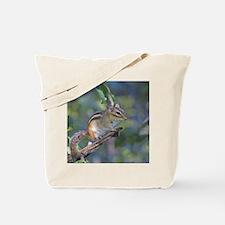 Unique Chipmunk Tote Bag