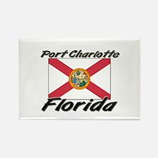 Port Charlotte Florida Rectangle Magnet