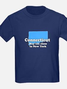 Connecticut, New York T