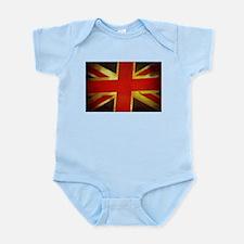 UK England Flag Body Suit