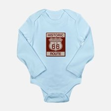 Carthage Route 66 Body Suit