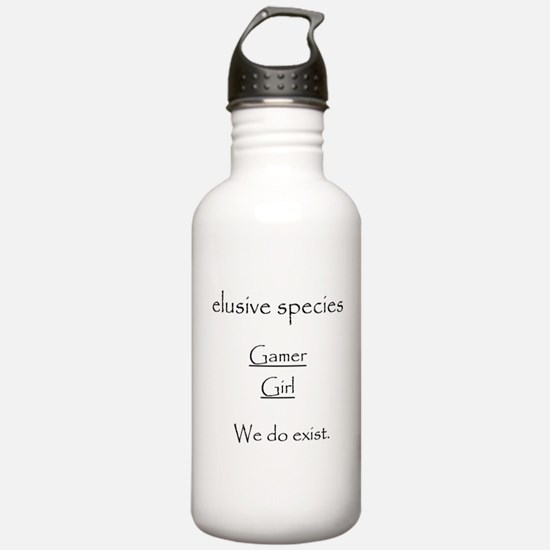 Elusive Species Water Bottle
