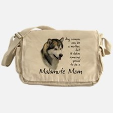 Malamute Messenger Bag