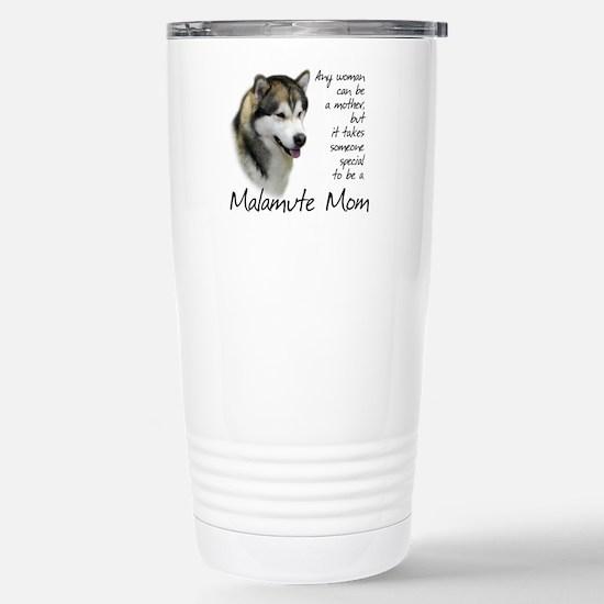 Malamute Stainless Steel Travel Mug