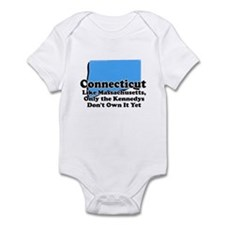Connecticut Kennedys Infant Bodysuit