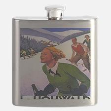 Cool Schweiz Flask