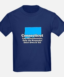 Connecticut Kennedys T