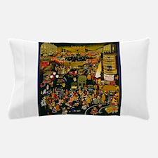 Vintage poster - London Pillow Case