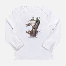 Cute Flying squirrel Long Sleeve Infant T-Shirt