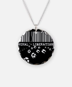 Animal Liberation Now - Unti Necklace