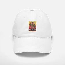 Vintage poster - Mao Zedong Baseball Baseball Cap
