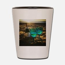 Cute Ira glass Shot Glass