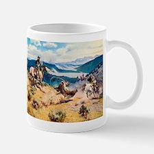 Unique Indian horse Mug